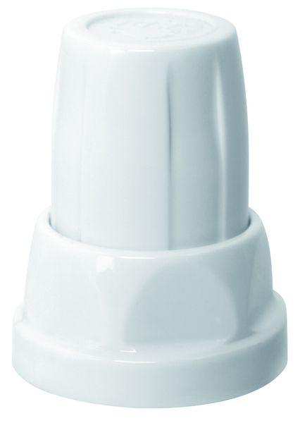Защитная крышка для коллекторов с терморегулирующими вентилями.