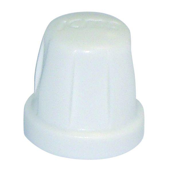Пластиковая крышка.