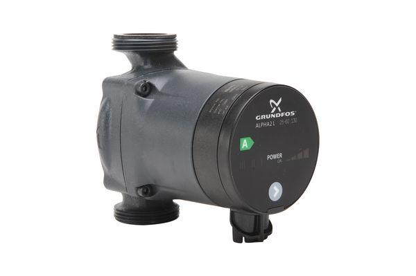 Электронный насос 25/60 для системы теплого пола.