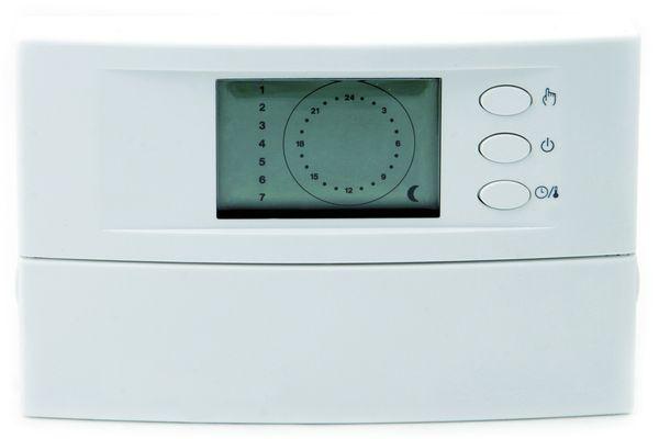 10. Комнатные термостаты, климатическая регулировка. Цифровой комнатный термостат. Все. Главная