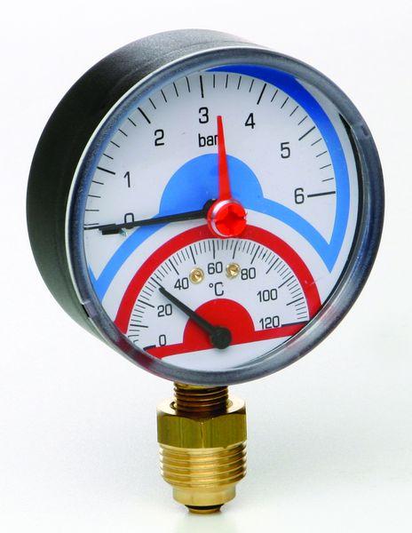 термоманометр icma